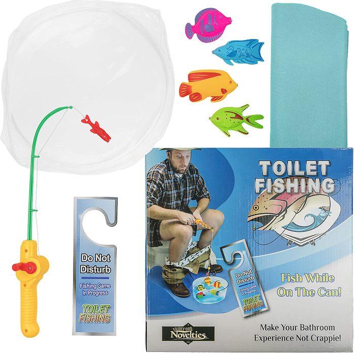 Toilet Fishing Kit