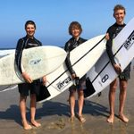 A Group of Teens on Their Surf Boards Saved Two Swimmers from Drowning