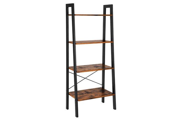 Vasagle Alinru Ladder Shelf 4 Tier Bookshelf