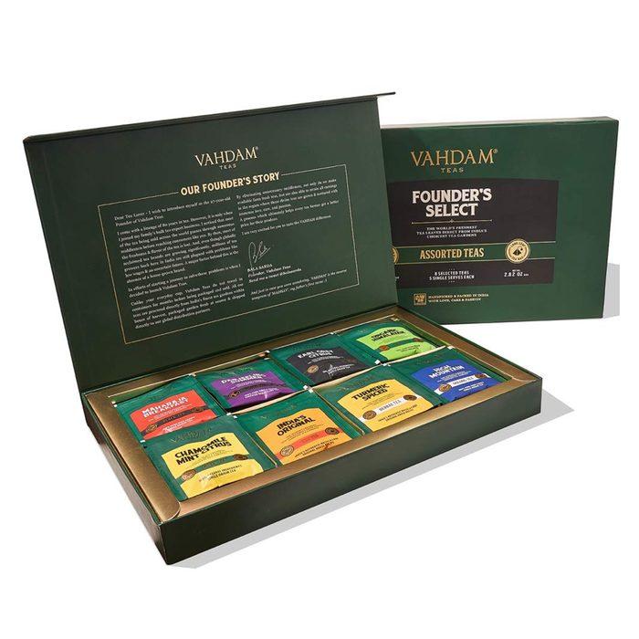 Vahdam Luxury Tea Gift Box