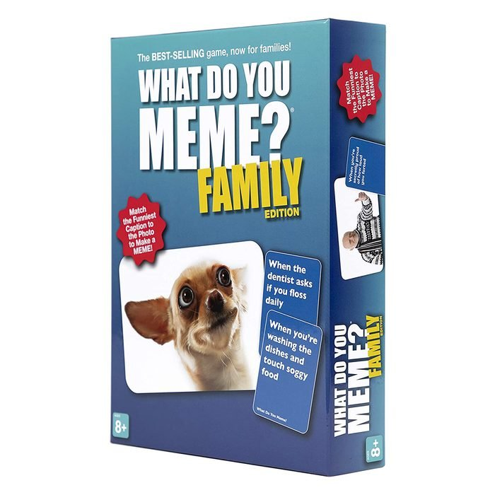 What Do You Meme Family Edition Game