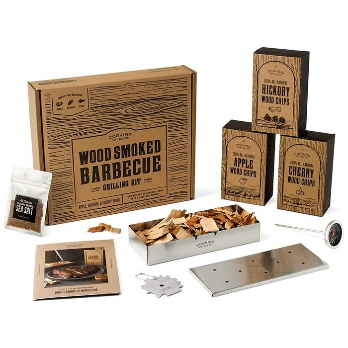 Wood Smoked Grill Kit