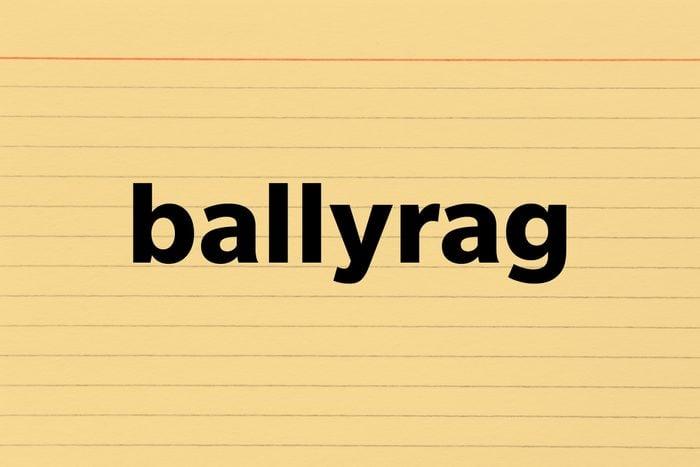 Ballyrag