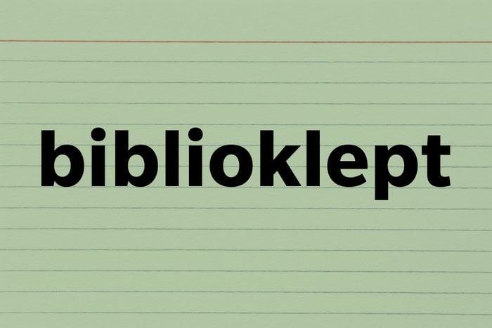 Biblioklept