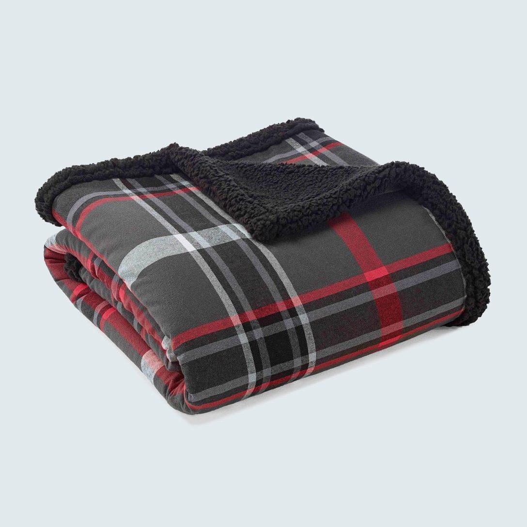 Eddie Bauer Reverse Throw Blanket