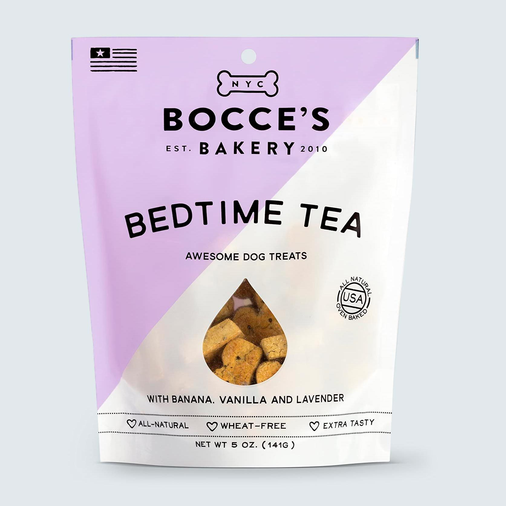 Bocce's Bakery Bedtime Tea Dog Treats