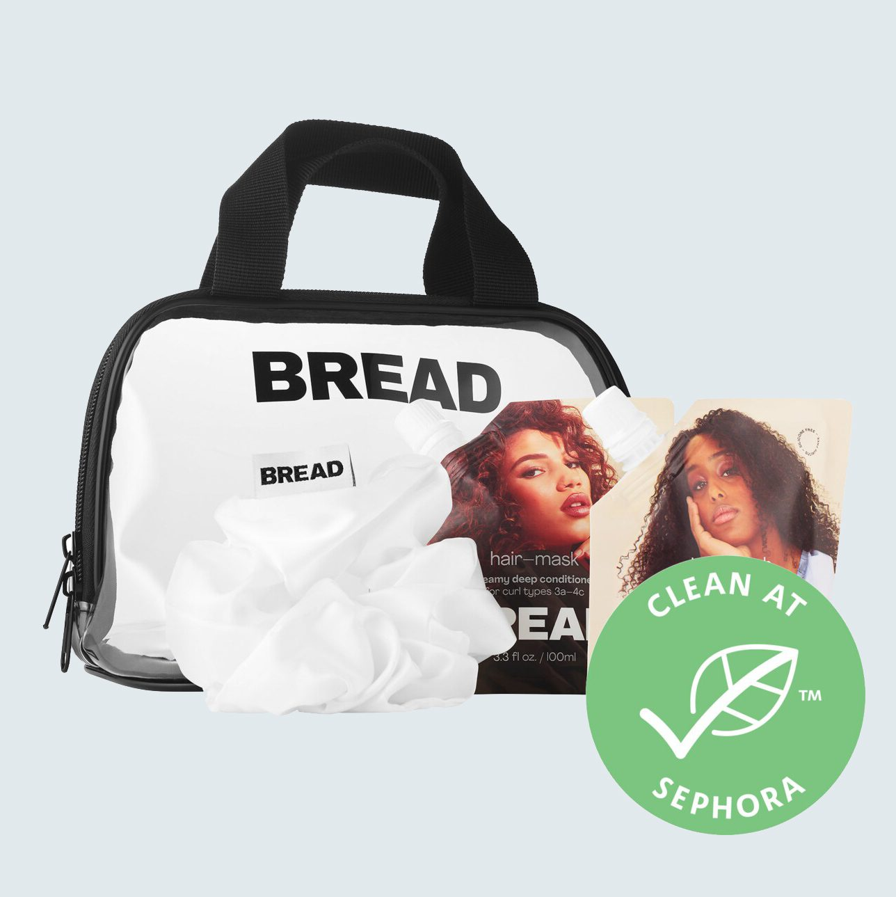 Bread Beauty SNAC-PACK Cleanse & Mask minis
