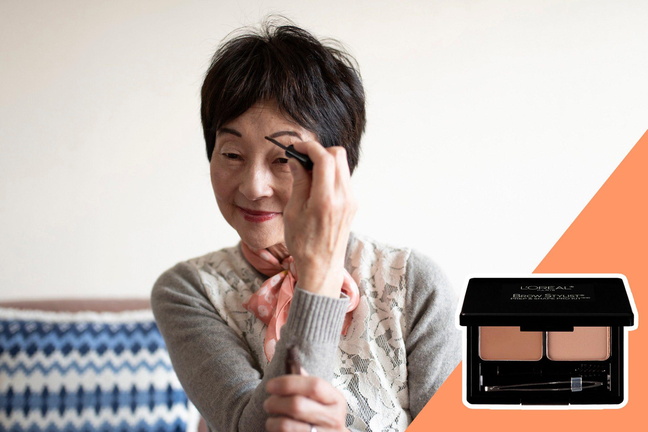 brow makeup tips 40