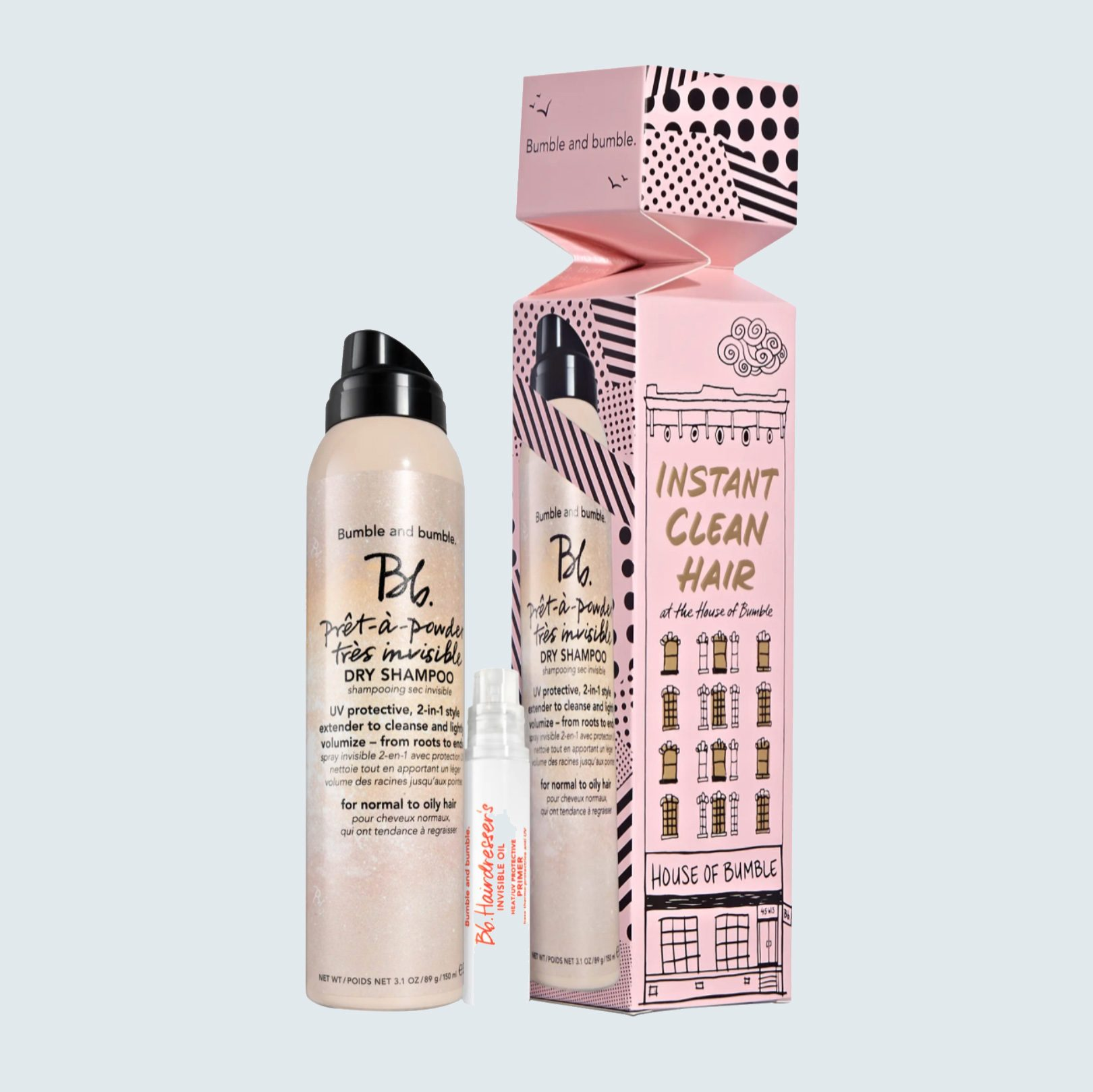 Bumble and Bumble Instant Clean Hair Set
