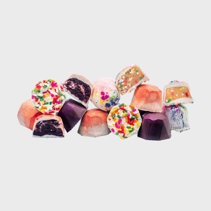 Cake Pop Truffle Bundle Via Goldbelly