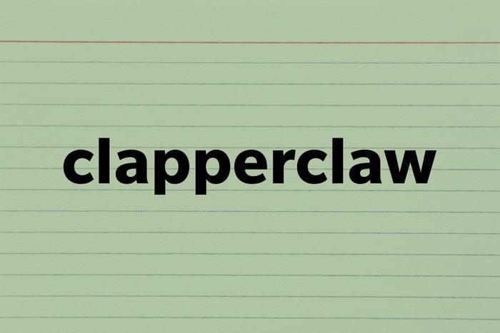 Clapperclaw