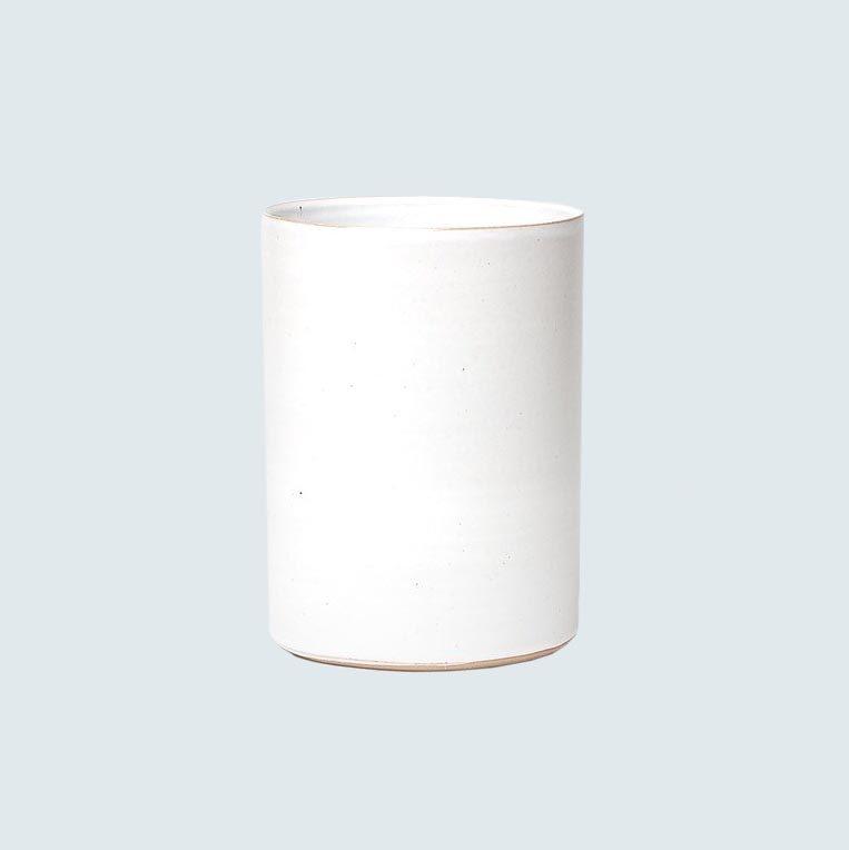 Tracie Hervy Ceramics Cylinder Vase