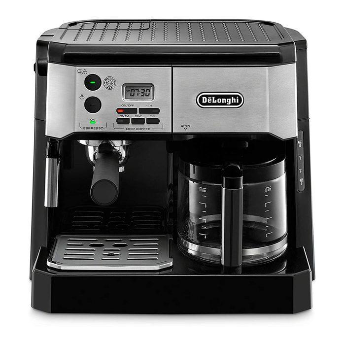 De'longhi All In One Combination Maker And Espresso Machine