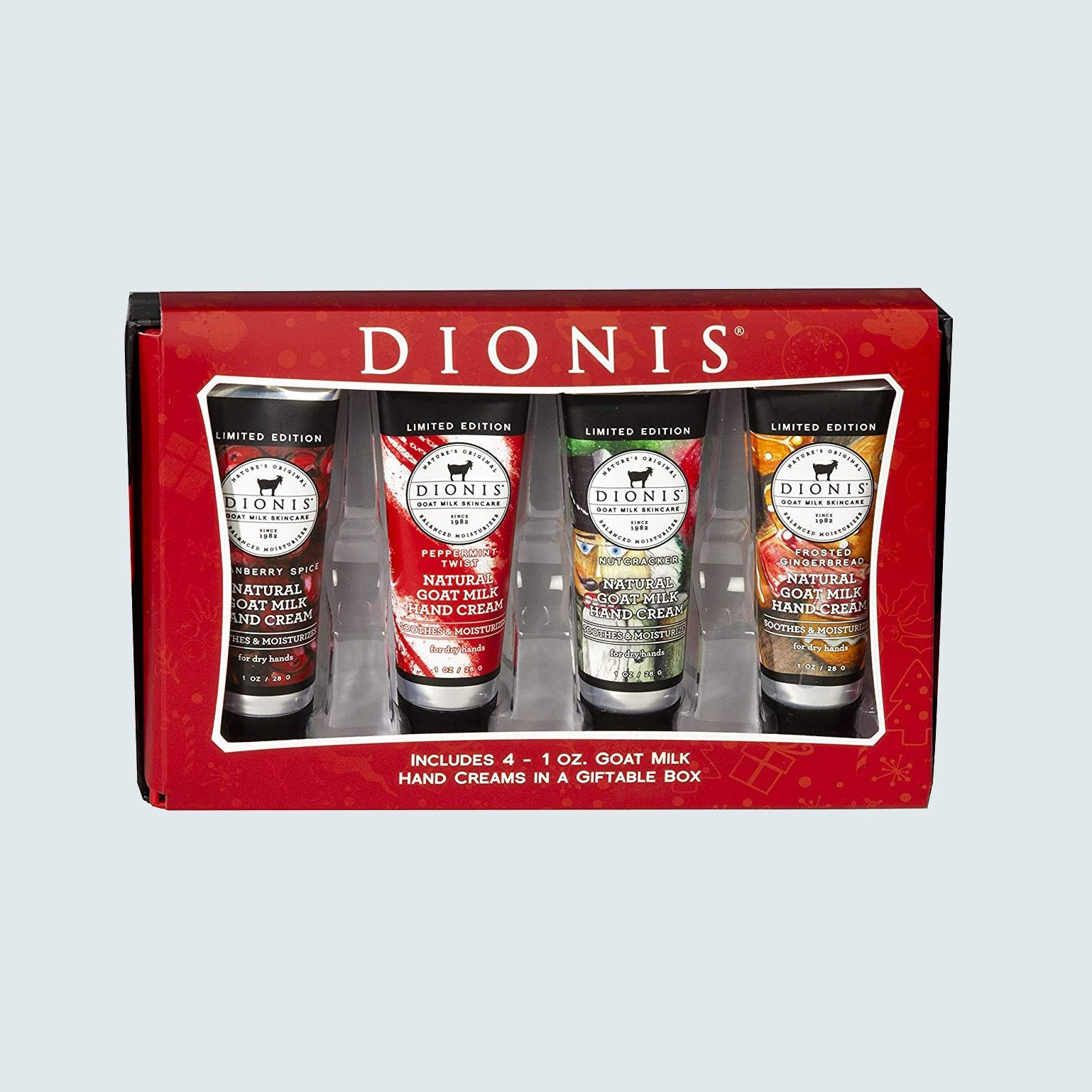 Dionis Goat Milk Skin Care Holiday Gift Set
