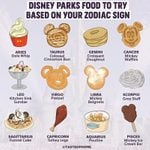 The Disney Parks Food to Try Based on Your Zodiac Sign