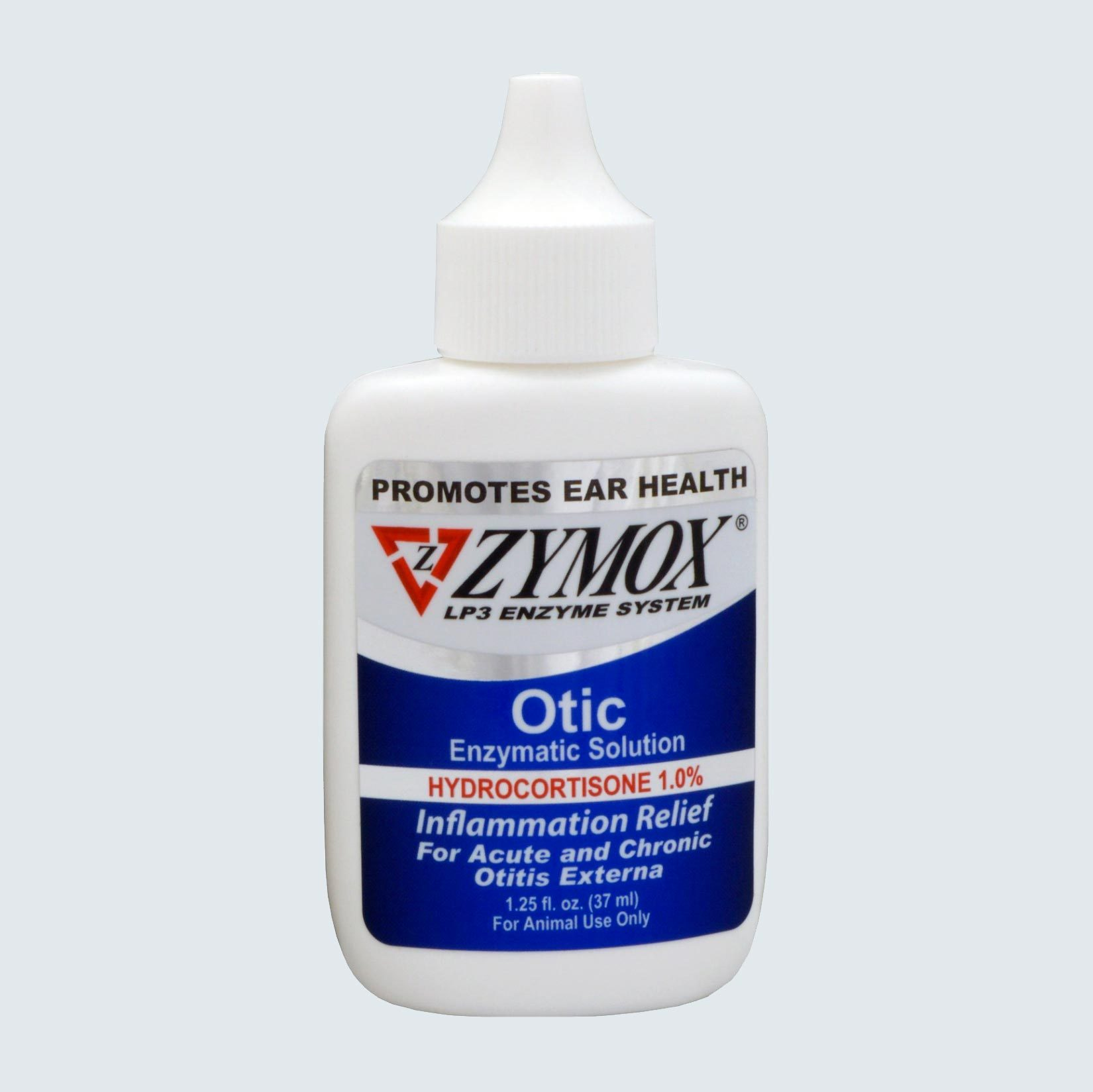 Zymox Otic Pet Ear Treatment with Hydrocortisone