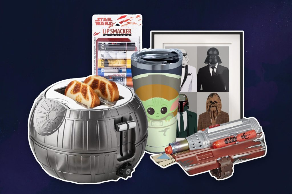 The 25 Best Star Wars Gifts for Every Jedi Fan