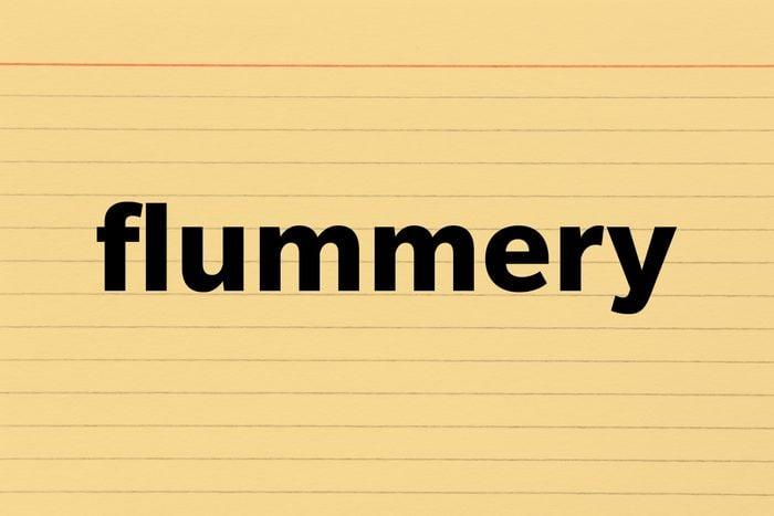 Flummery