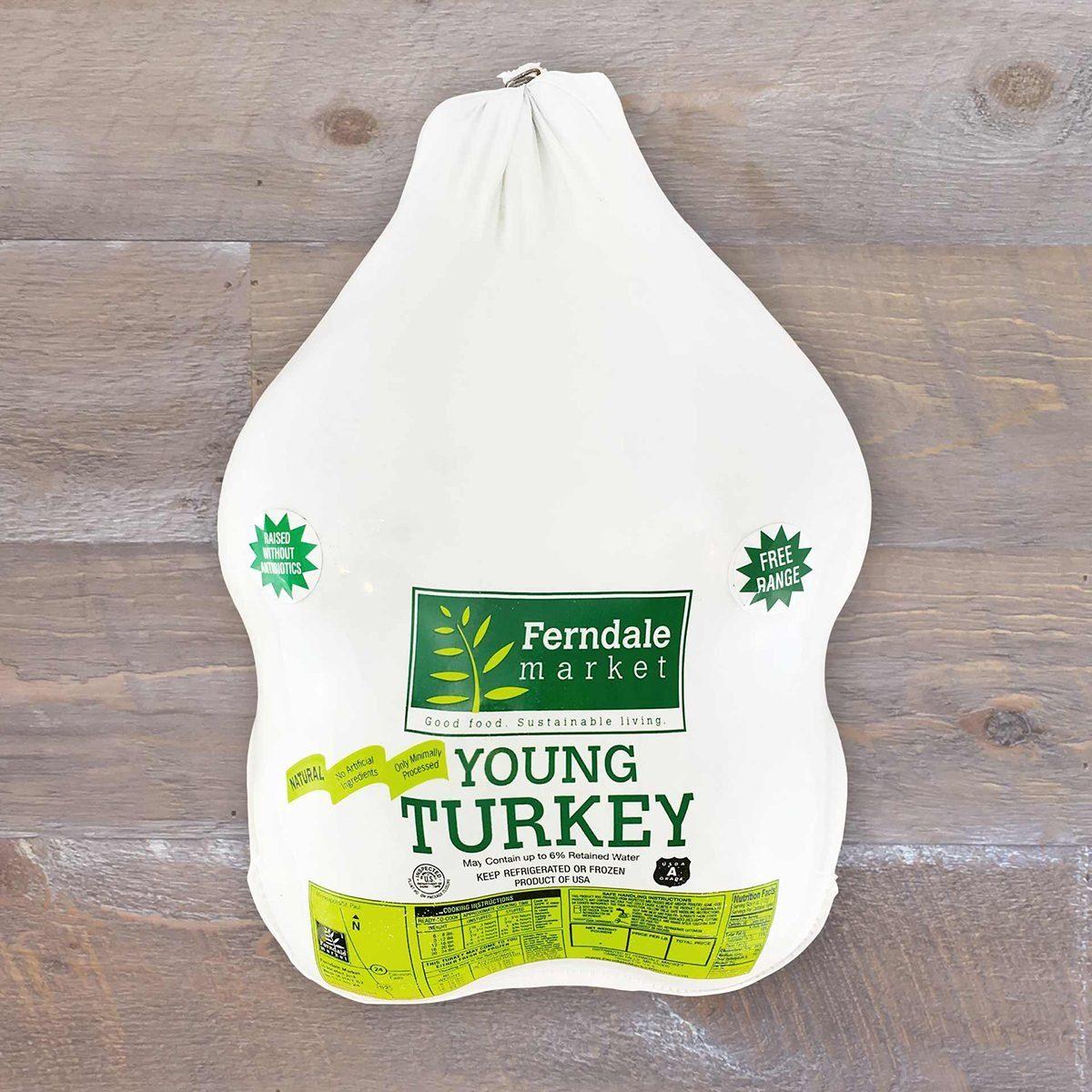 Frozen Whole Turkey