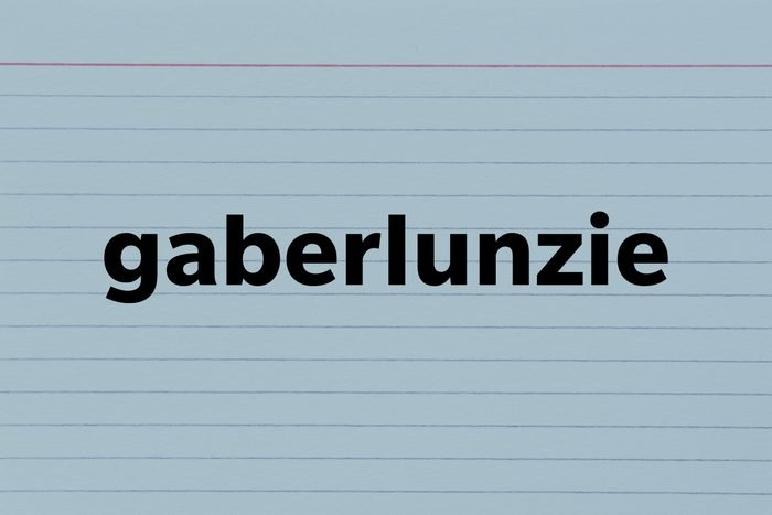 Gaberlunzie