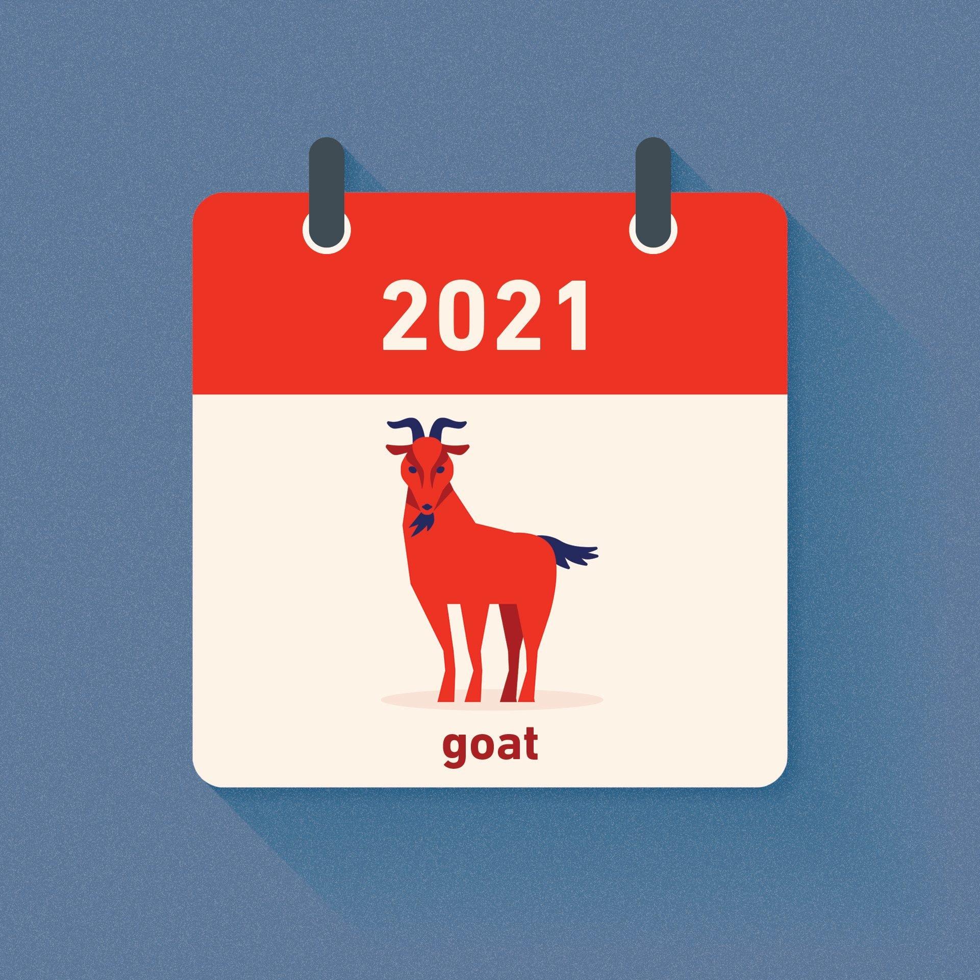goat chinese zodiac 2021