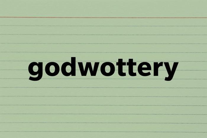 Godwottery