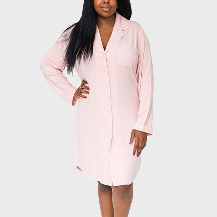Gracie Sleep Shirt Dress Via Ilovemypudus