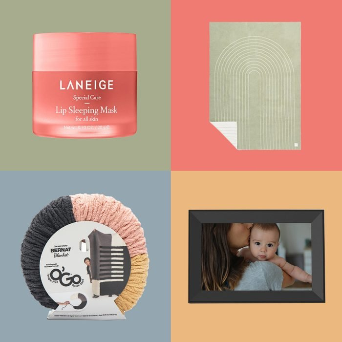Grandmother Gift Guide Featured Product Collage