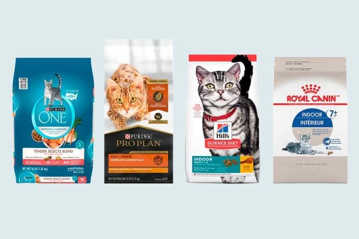 Healthy Indoor Outdoor Cat Food