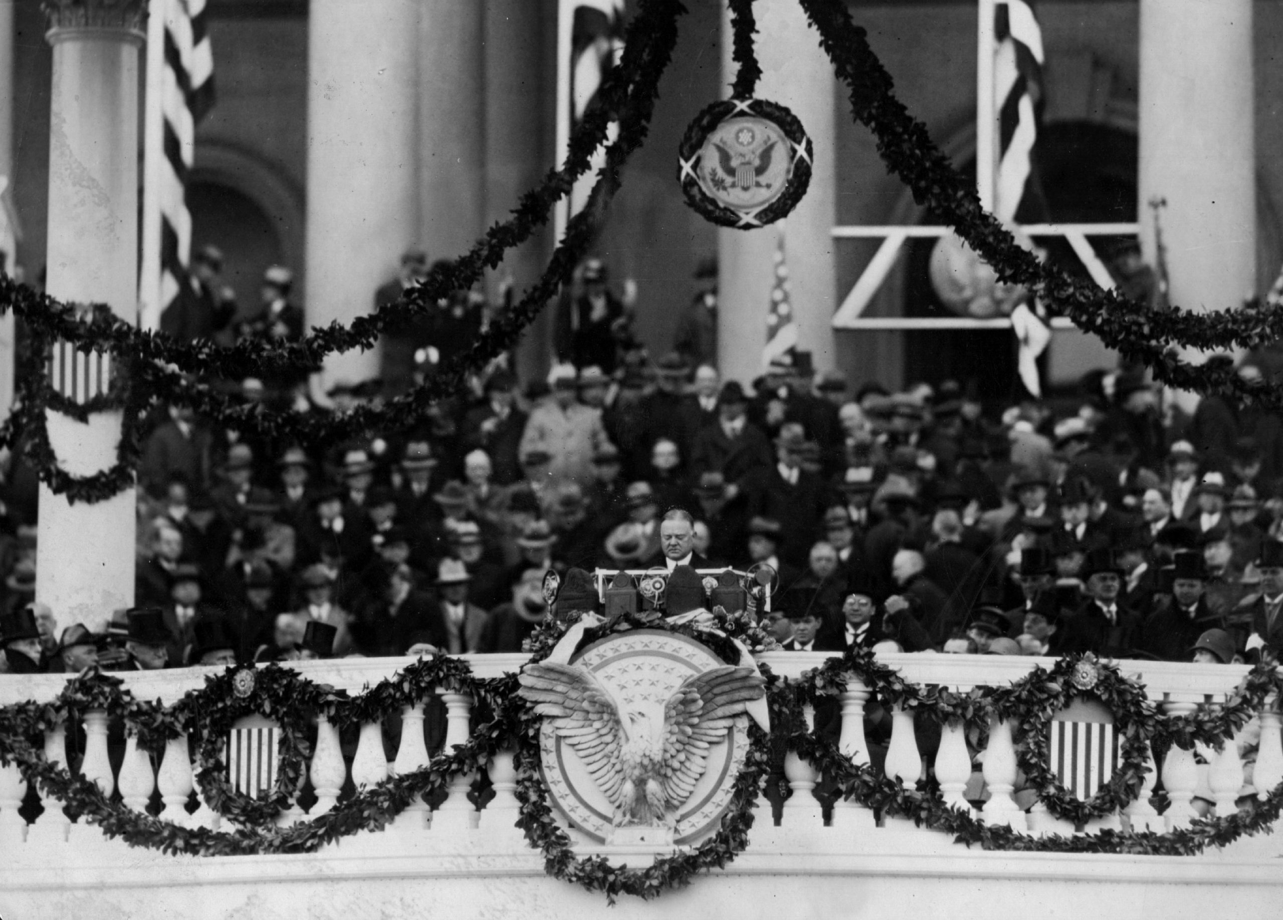 Hoover's Inauguration