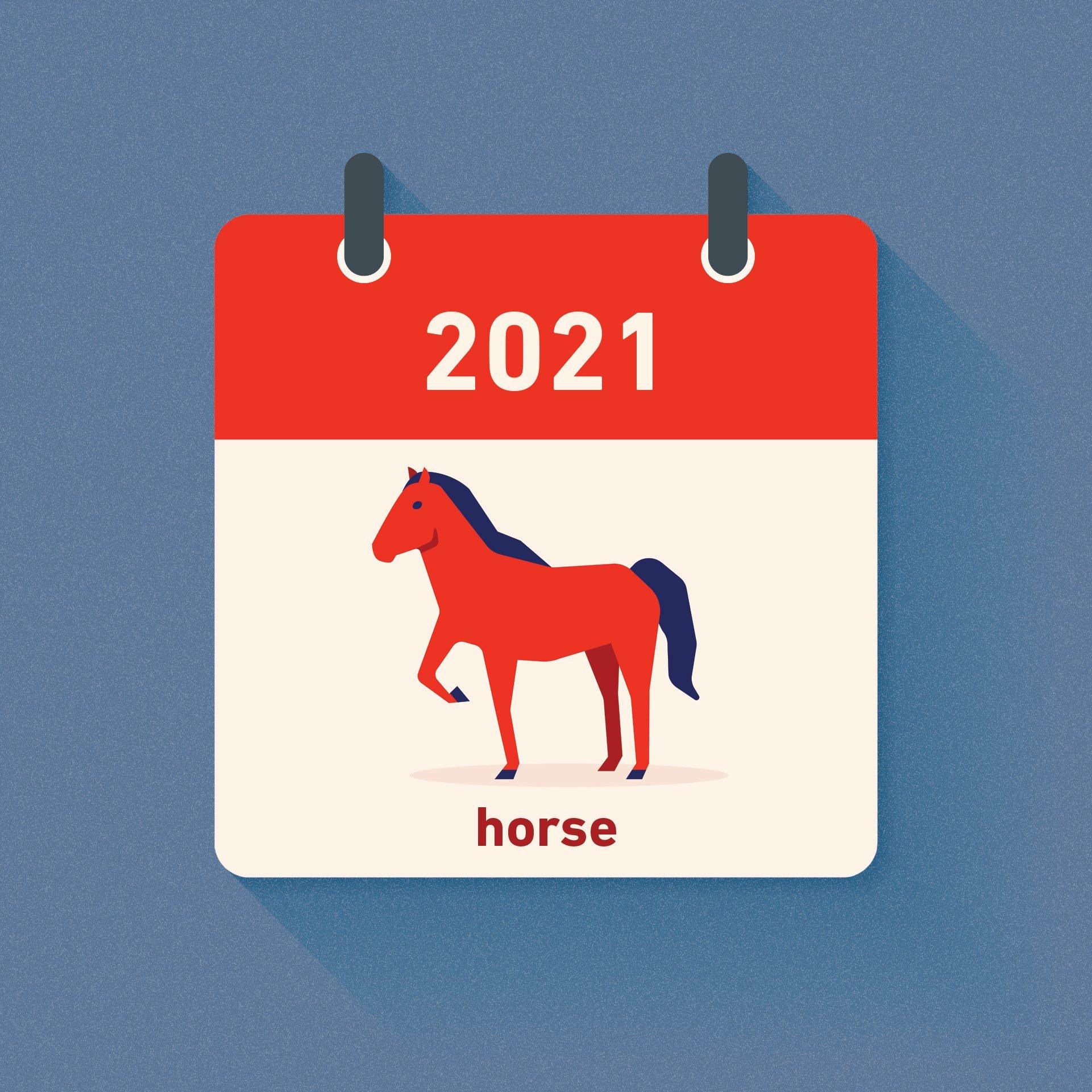 horse chinese zodiac 2021