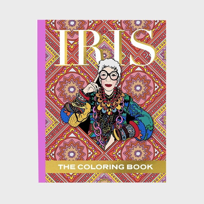 Iris Coloring Book Via Universitycoop
