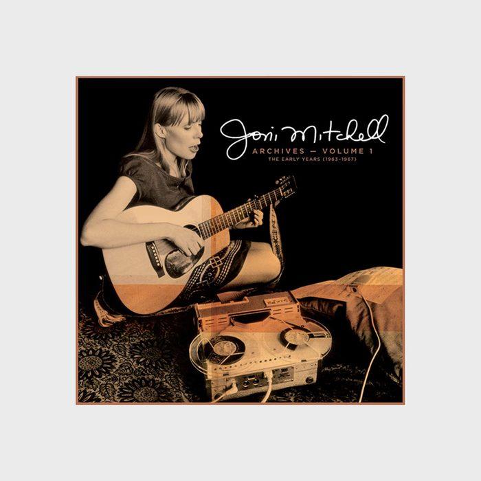 Joni Mitchell Archives Via Amazon