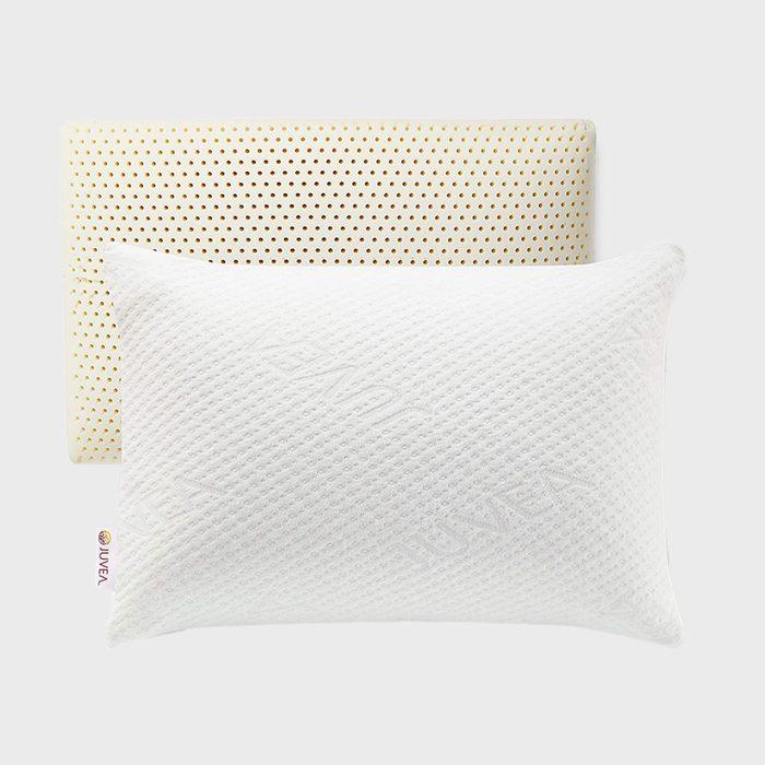 Juvea Sleeping Pillow Via Amazon