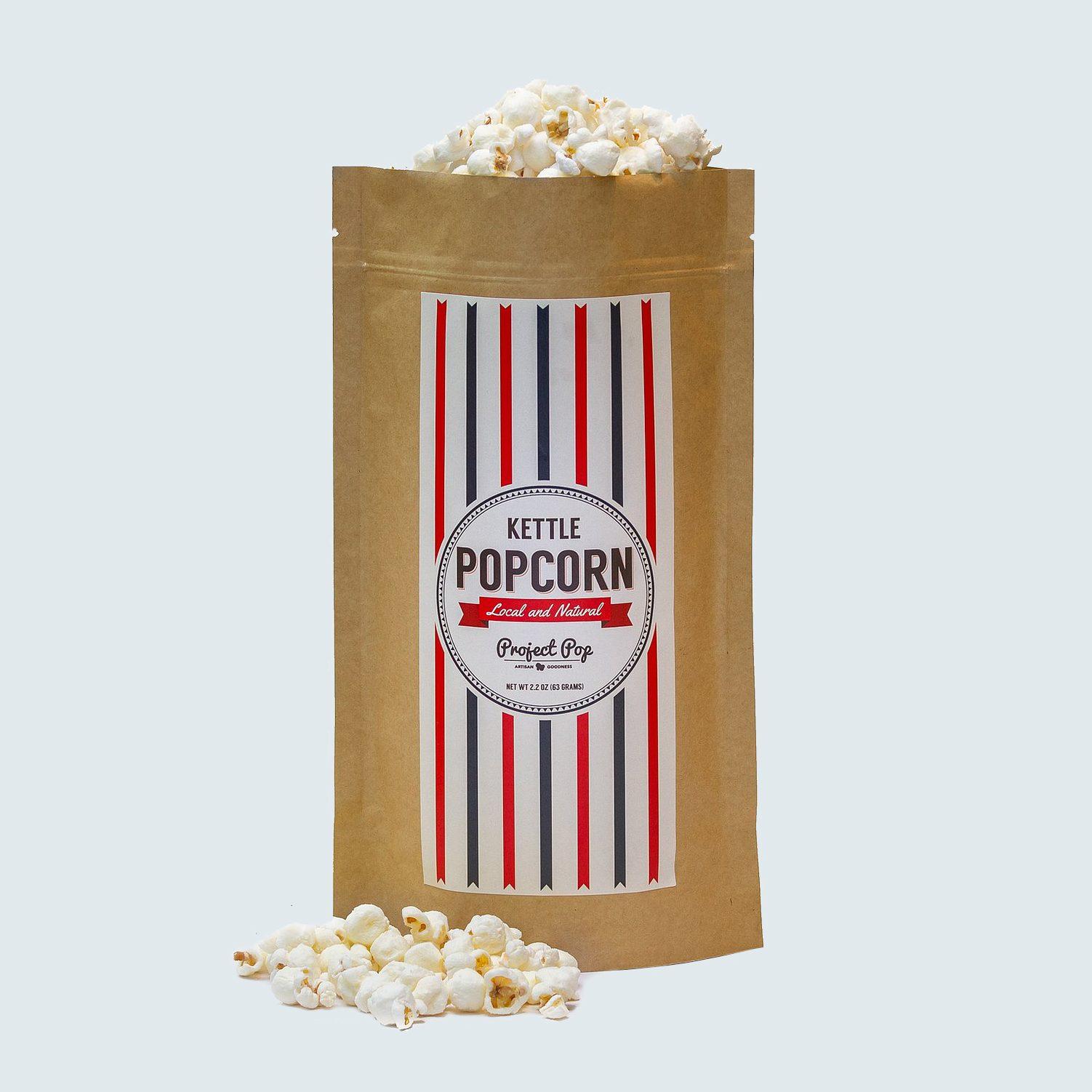 Project Pop Popcorn Organic Kettle Corn
