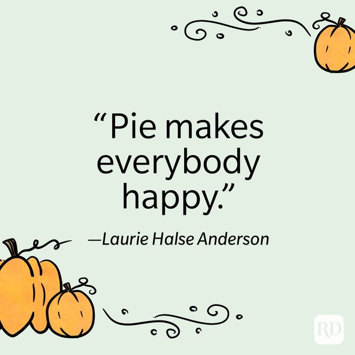Laurie Halse Thanksgiving Quote