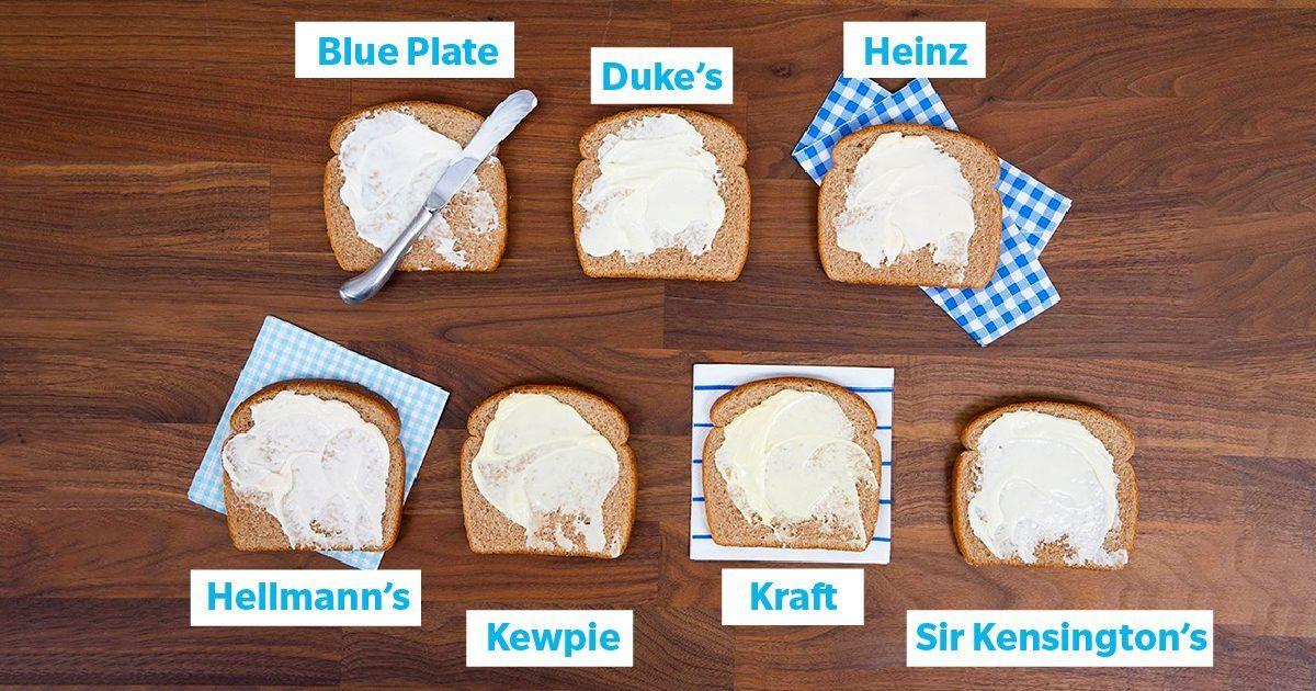 Test Kitchen Preferred Mayo Test