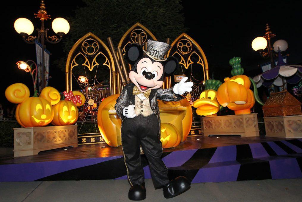 Media Preview of 2013 Disney's Haunted Halloween at Hong Kong Disneyland. 12SEP13