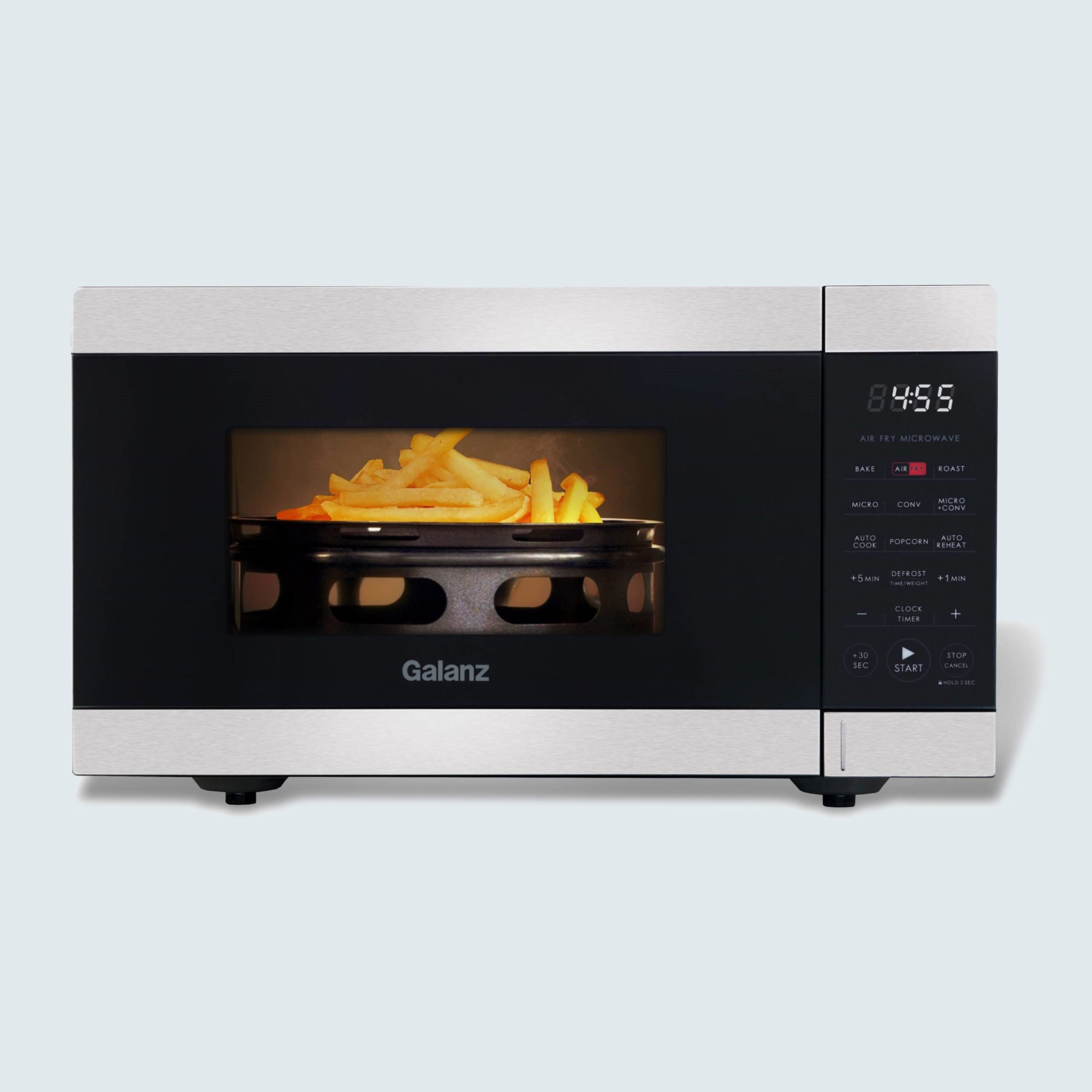 air fry microwave