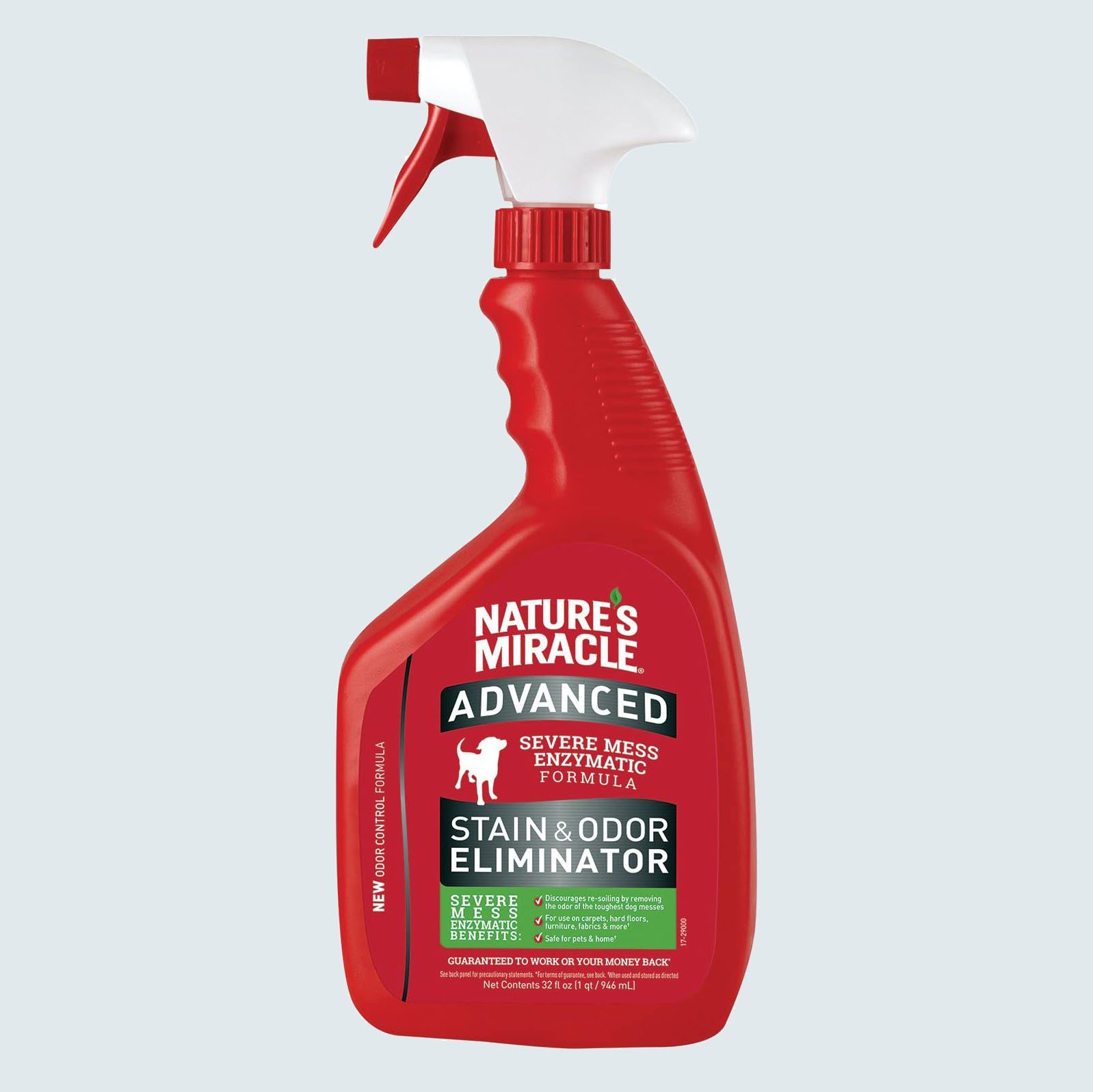 Nature's Miracle Advanced Stain & Odor Eliminator