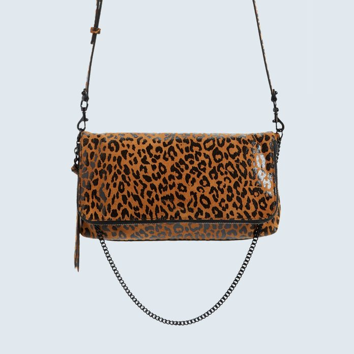 Rebecca Minkoff Leather Convertible Crossbody Bag
