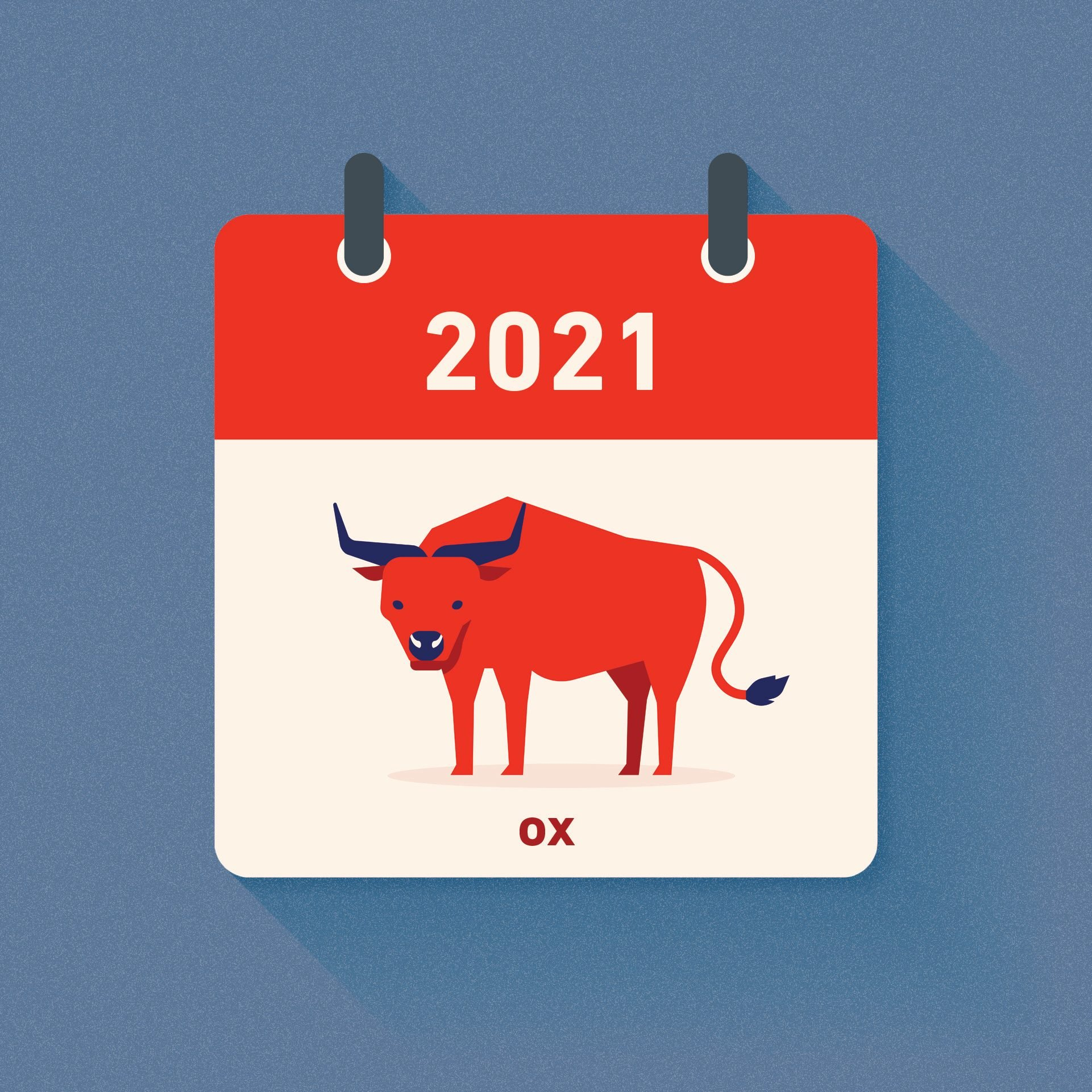 What animal sign is 2021
