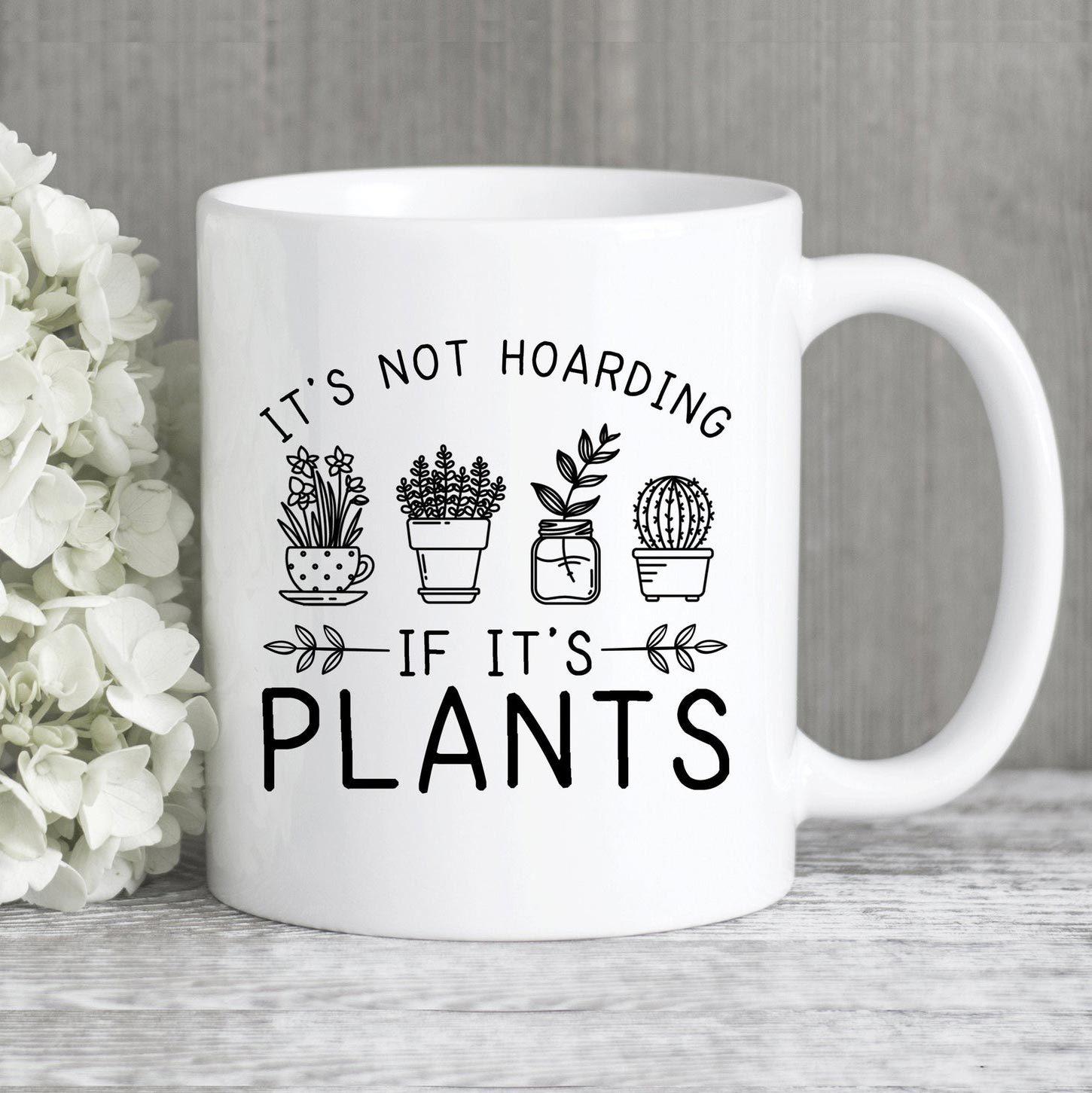 plant mug