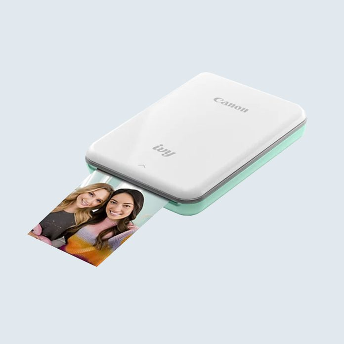 Canon IVY Bluetooth Mini Photo Printer