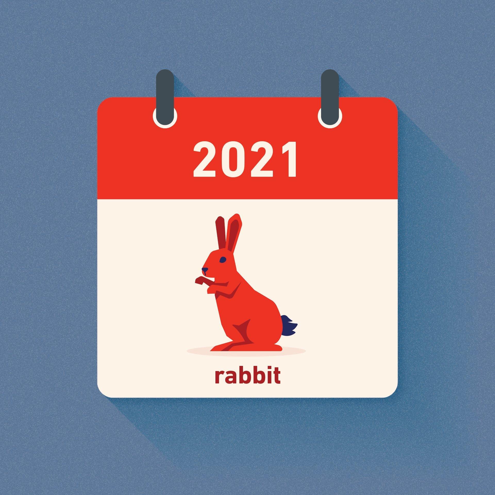 chinese zodiac 2021 rabbit