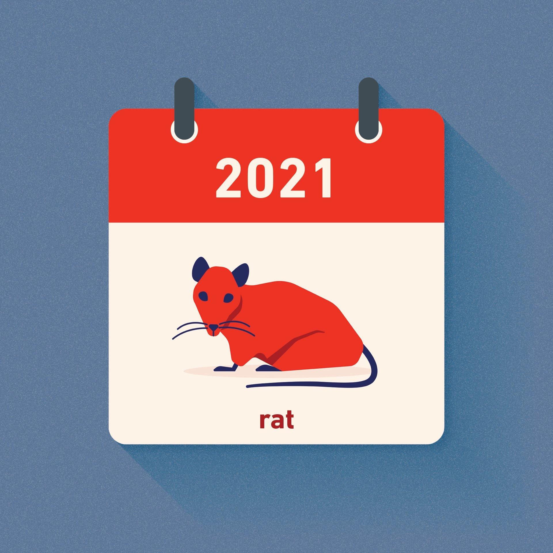 rat chinese zodiac 2021