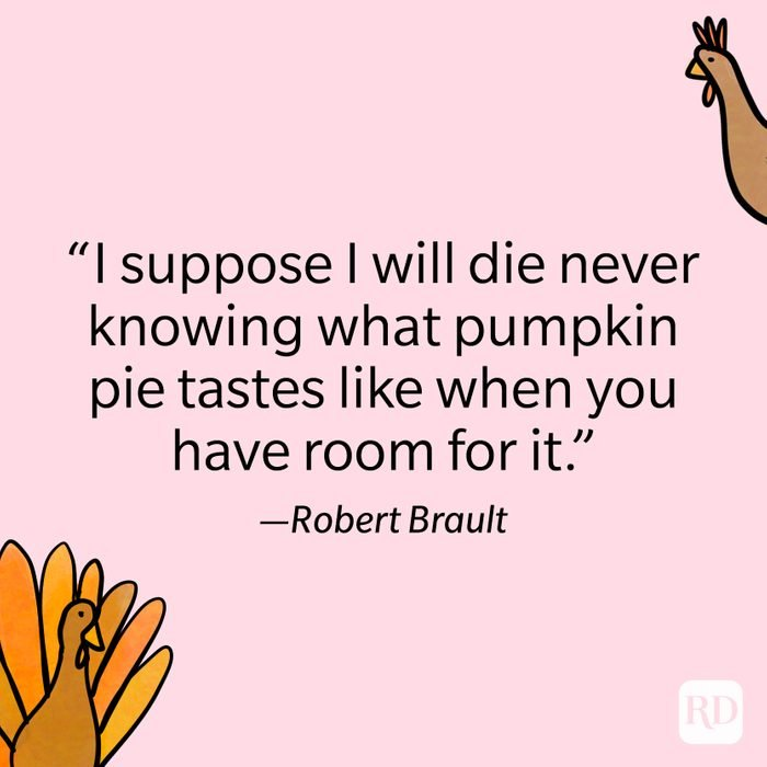Robert Brault Thanksgiving Quote