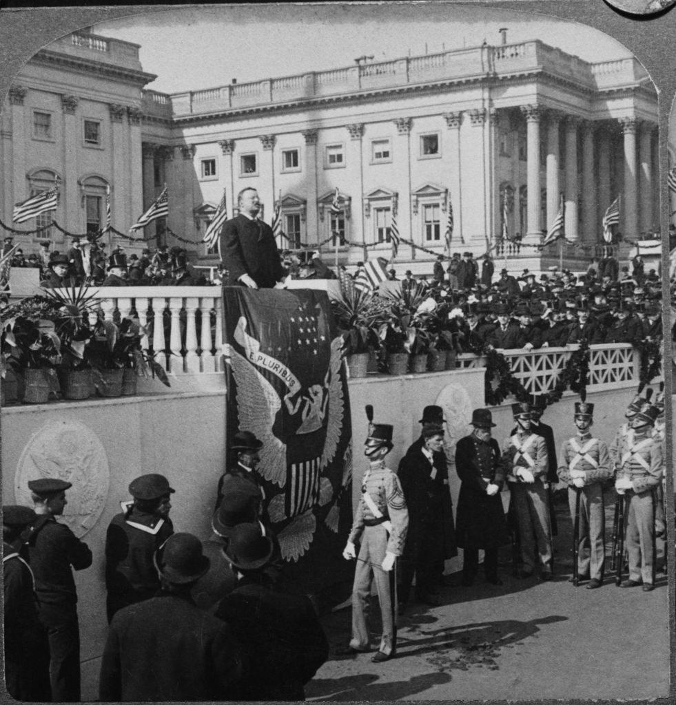 Roosevelt's Inauguration