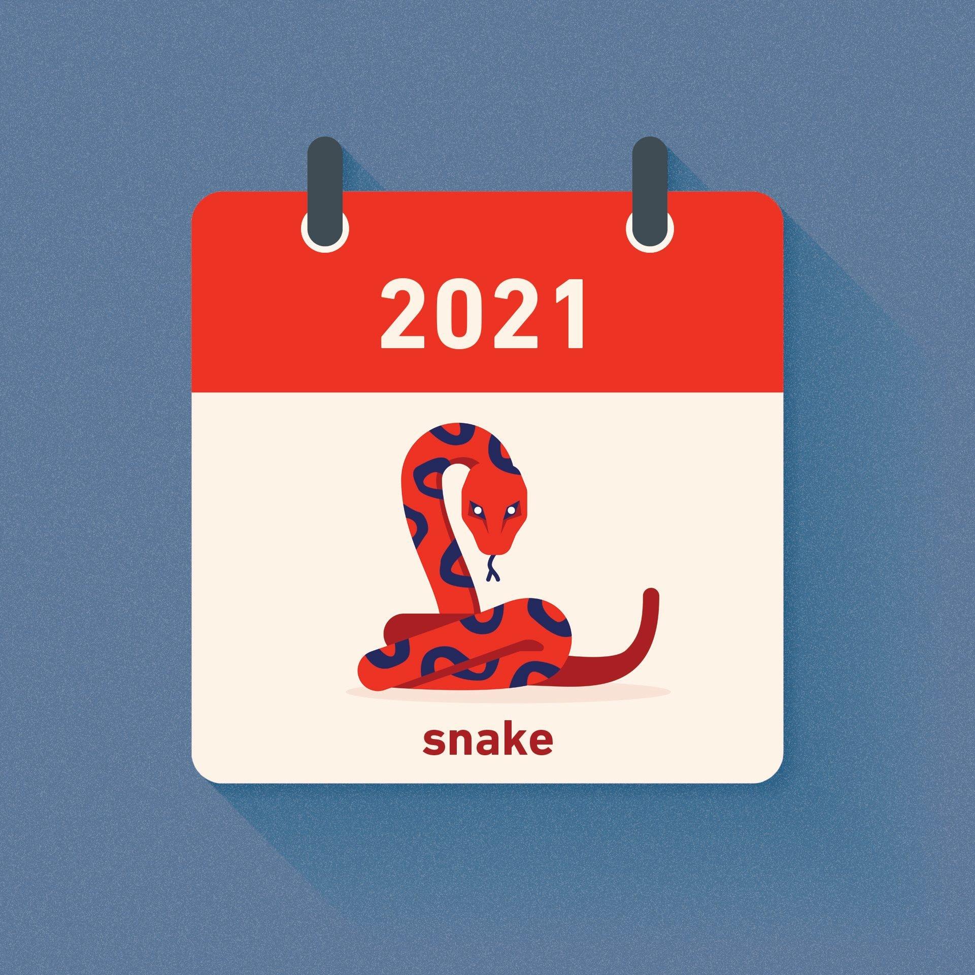 snake zodiac 2021