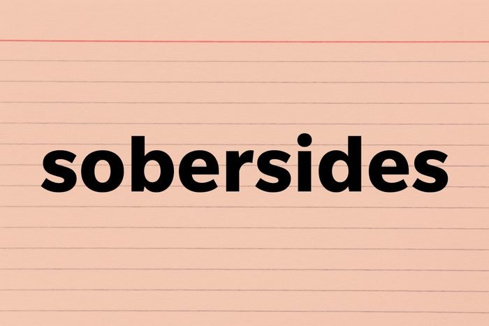 Sobersides